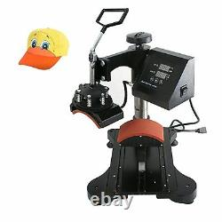 Large Transfer Sublimation T-shirt, Mug Hat Plate Heat Press Printing Machine