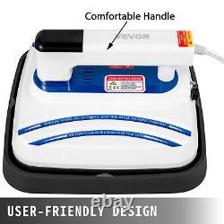 Mini Heat Press 10 x 10 Inch Portable Easy for T-shirts Touch Screen DIY