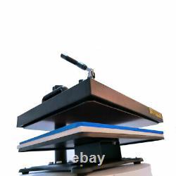 Multifunction 5 in 1 Swing Away Heat Press Machine 15x12 T-shirt Mug Plate Hat