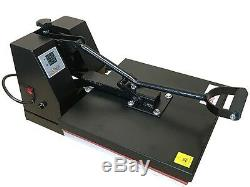 NEW Heat Press Transfer T Shirt Sublimation Machine Digital Clamshell 15 x 15