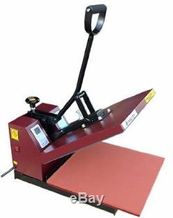 New 15 x 15 T Shirt Heat Press Machine T Shirt Transfer Machine 1515YB