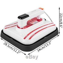 Portable Heat Press 12x10 Digital Mini Easy for T-shirts Touch Screen DIY