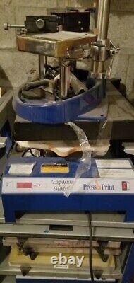Print A Press T-shirt Heat Press Transfer Printing Machine
