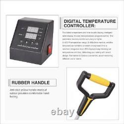 Secondhand 12X15 DoubleStation Sublimation Transfer Heat Press Machine T-Shirt