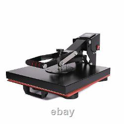 Secondhand 15 x 15 Heat Press Machine DIY T-shirt Sublimation Digital Transfer