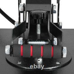 TEFLON 15X15 CLAMSHELL HEAT PRESS T-SHIRT Digital TRANSFER SUBLIMATION MACHINE