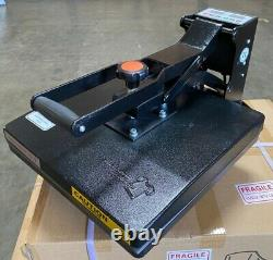 T Shirt Rhinestone Heat Press 15x15 Digital T Shirt Heat Transfer Machine A
