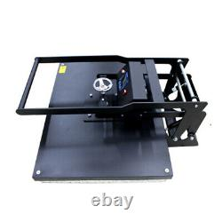 US 24 x 31 Clamshell Manual Sublimation Heat Press Machine for T-shirts / Mats