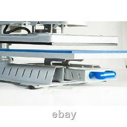 Upgraded 16''x20 Swing Away Manual 3D Sublimation T shirt Heat Press Machine