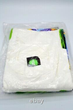 Vintage Goosebumps T ShirtCurly Skeleton 1995NOS Sealed PackageHalloween